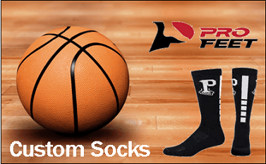 CUSTOM SOCKS CUSTOM UNIFORMS