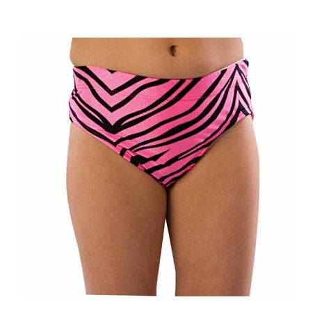 PIZZAZZ ANIMAL PRINT BRIEFS - 1200AP /. 1100AP