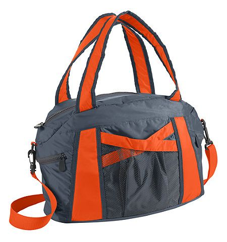 AUGUSTA CRUISE NYLON/PVC COATED DUFFEL BAG - 1145