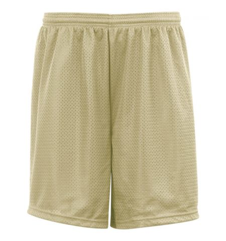 "BADGER ADULT 9"" INSEAM MESH SHORTS WITH 3 OZ TRICOT LINING - 7209"