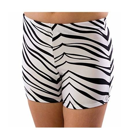 PIZZAZZ ANIMAL PRINT BOY CUT BRIEFS - 2200AP / 2100AP