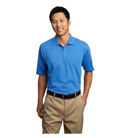 Nike Golf - Dri-FIT Performance Pique II Polo with Swoosh. 244612