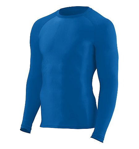 AUGUSTA LONG SLEEVE ULTRA COMPRESSION TOP - 2604