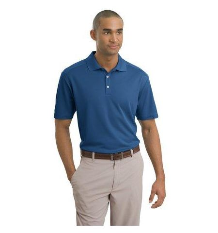 Nike Golf - Dri-FIT Classic Polo with Contrast Slv Swoosh.  267020