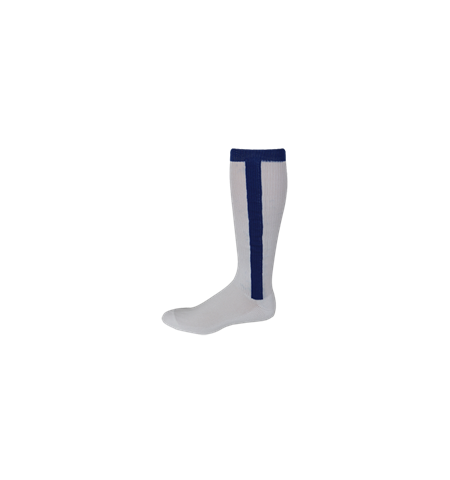 PRO FEET ATHLETIC SOCK - 2- N-1 PERFORMANCE BLEND BASEBALL SOCK WITH STIRRUPS - 270