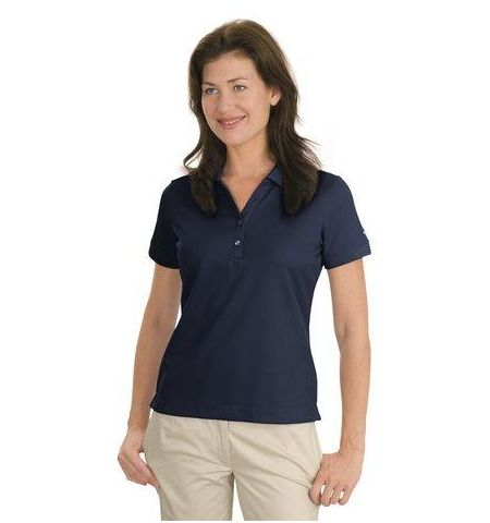 Nike Golf - Ladies 100% Polyester Dri-FIT Classic Polo - 286772