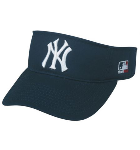 MLB185 MAJOR LEAGUE BASEBALL REPLICA VISOR FROM OC SPORTS® (MLB)