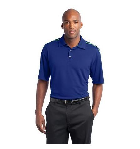 Nike Golf Dri-FIT Moisture Mgmn tGraphic Polo - 527807