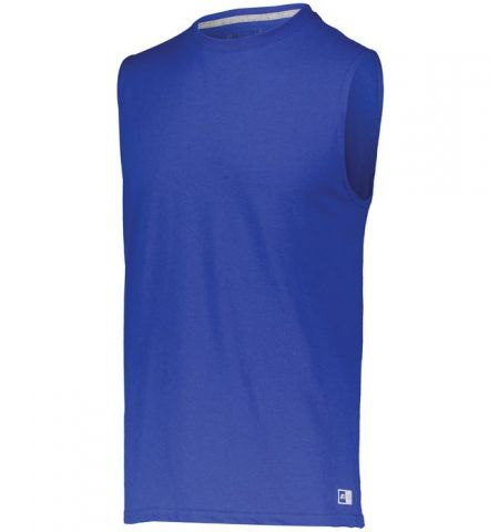 RUSSELL ESSENTIAL MUSCLE TEE - 64MTTM