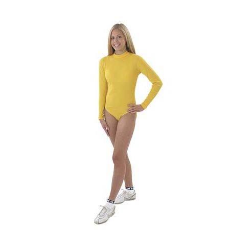 PIZZAZZ CHEERLEADER BODY BASICS BODYSUIT - 8600 / 8500
