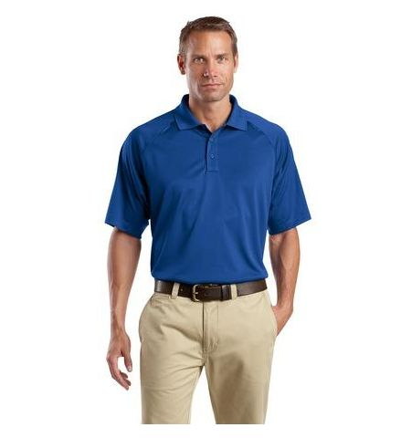 Cornerstone 6.6 oz Select Snag-Proof Tactical Polo. CS410
