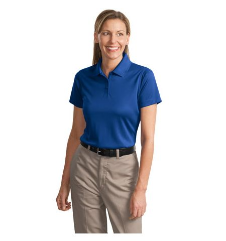 CornerStone - Ladies Select 6.6 oz Snag-Proof Polo. CS413