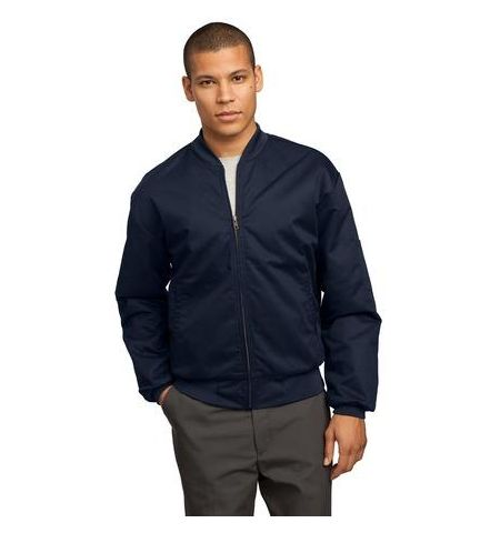 CornerStone Team Style Jacket with Slash Pockets. CSJT38