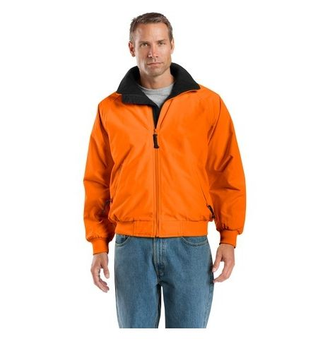 Port Authority - Zipper Front Safety Challenger Jacket. J754S
