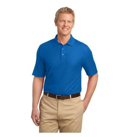 Port Authority - 5.5 oz Poly/Cotton Silk Touch Tactical Polo. K505