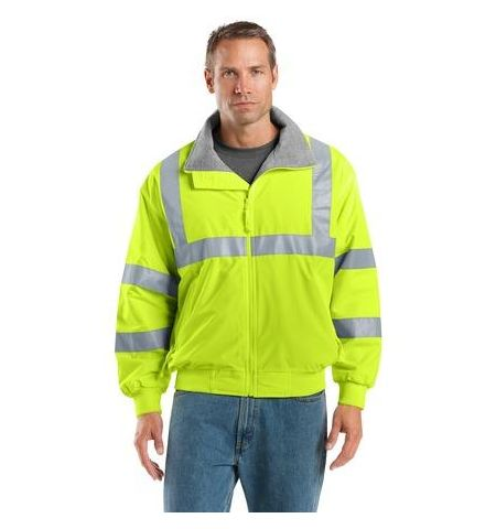 Port Authority - Safety Challenger Jacket with Reflective Taping.  SRJ754