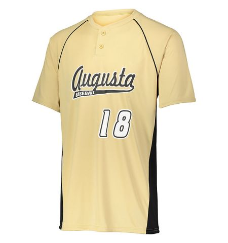 AUGUSTA LIMIT 2 BUTTON JERSEY - 1560