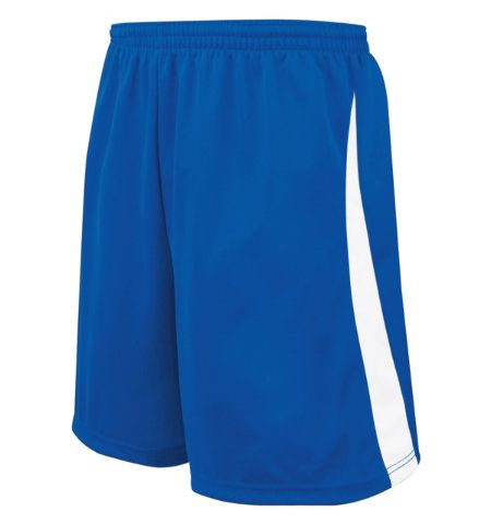 "YOUTH ""ALBION"" MOISTURE WICKING POLYESTER SHORTS"
