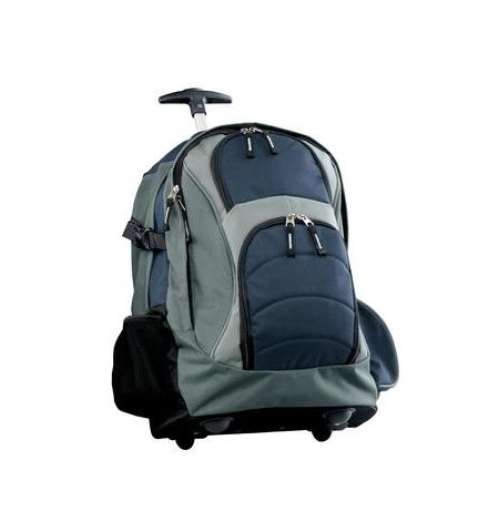 PORT AUTHORITY INLINE SKATE WHEELED BACKPACK WITH HANDLE BG76S