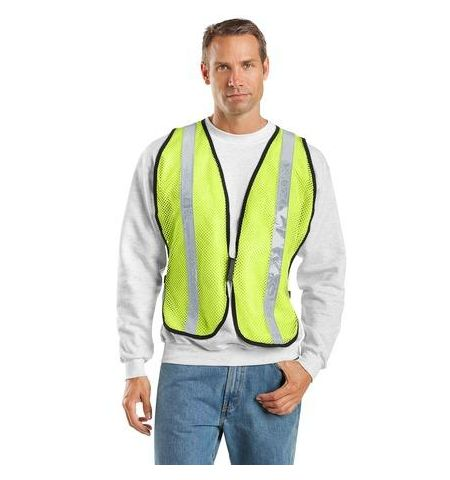 Port Authority - Enhanced Visablity Mesh Safety Vest.  SV02