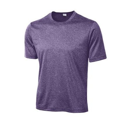 SPORT-TEK HEATHER CONTENDER PERFORMANCE T-SHIRT - ST360