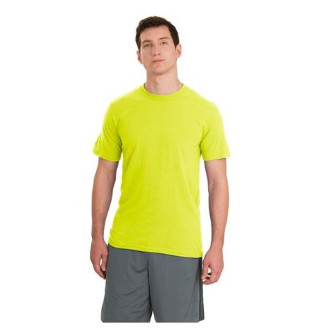 JERZEES 5.3 OZ PERFORMANCE POLYESTER T-SHIRT