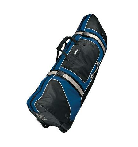 OGIO STRIAGHT JACKET GOLF CLUB TRAVEL BAG WITH ROLLING BASE-712301
