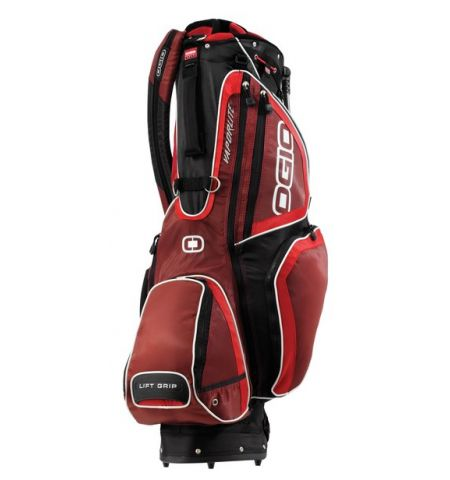 OGIO VAPORTLITE GOLF BAG WITH STAND AND FULL LENGTH DIVIDERS-712504