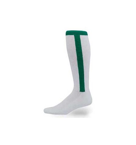 PRO FEET ATHLETIC SOCK - 2- N-1 COTTON BLEND BASEBALL SOCK WITH STIRRUPS - 297