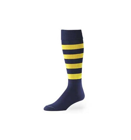 BUMBLEBEE NYLON SOCK, REINFORCED HEAL & TOE