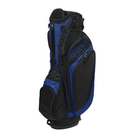 OGIO XTRA LIGHT (XL) GOLF BAG WITH STAND, FULL LENGTH DIVIDERS- 425040