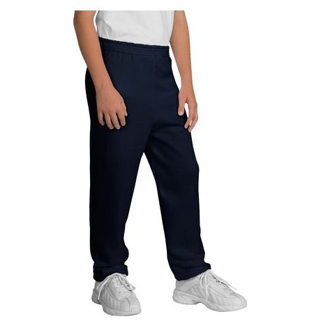 7.8 OZ 50/50 BLEND YOUTH CLASSIC SWEATPANTS