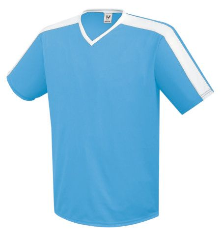 ADULT GENESIS PERFORMANCE POLY SOCCER JERSEY