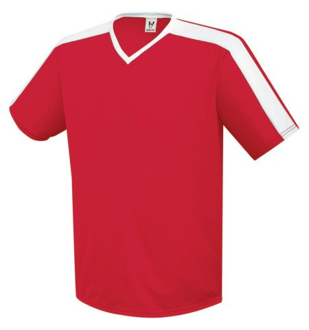 YOUTH GENESIS PERFORMANCE POLY SOCCER JERSEY