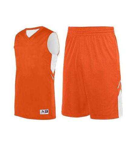 AUGUSTA ALLEY-OOP REVERSIBLE BASKETBALL UNIFORM - 1166 / 1167
