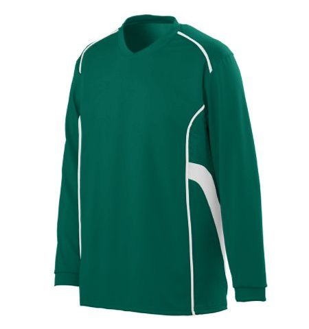 AUGUSTA WINNING STREAK LONG SLEEVE JERSEY - 1085