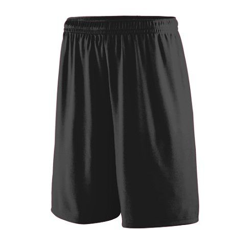 "AUGUSTA ""OCTANE"" PERFORMANCE POLYESTER KNIT SHORTS, 9"" INSEAM - 1420"