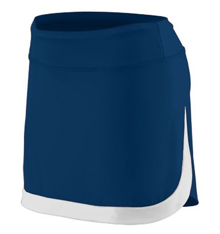 AUGUSTA ACTION COLOR BLOCK SKORT - 2410 / 2411