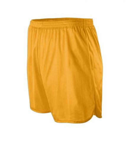 YOUTH EXTENDED LENGTH NYLON TRICOT WICKING TRACK SHORTS