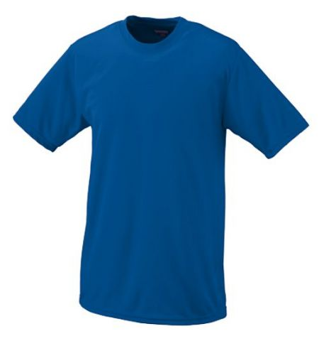 YOUTH MOISTURE WICKING 100% POLYESTER T-SHIRT
