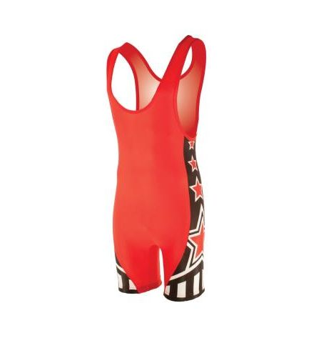 MATMAN ATHENS HIGH CUT WRESTLING SINGLET - 204