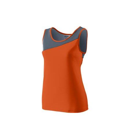 AUGUSTA WOMENS ACCELERATE PERFORMANCE WICKING  TANK TOP - 354