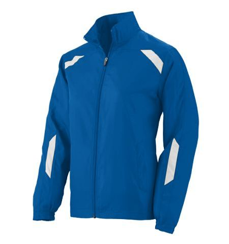 AUGUSTA LADIES AVAIL POLYESTER WARM UP JACKET - 3502
