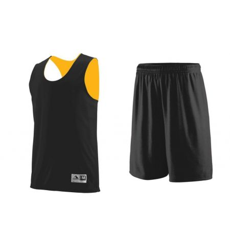 AUGUSTA REVERSIBLE WICKING UNIFORM WITH SINGLE SIDE SHORTS  - 148/149