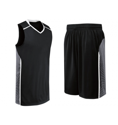HIGH 5 COMET BASKETBALL UNIFORM WITH SUBLIMATED SIDES - 32390