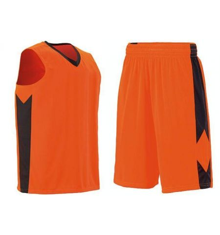 AUGUSTA BLOCK OUT PERFORMANCE POLYESTER BASKETBALL UNIFORM - 1712
