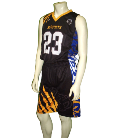 MAXXIM SPORTS CUSTOM DYE SUBLIMATED REVERSIBLE BASKETBALL UNIFORM - MAX-DS-BB200