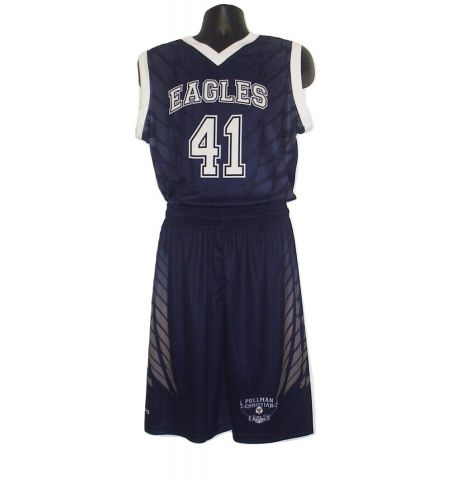 MAXXIM SPORTS CUSTOM DYE SUBLIMATED BASKETBALL UNIFORMS - DB-BB100