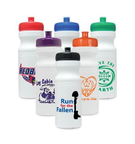 24 OZ DRINK BOTTLE  WITH PUSH/PULL RELEASE CAP