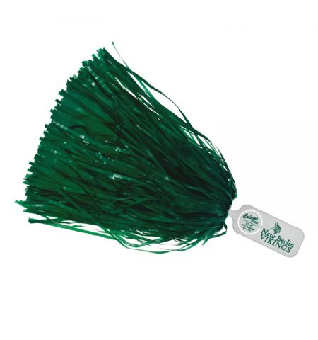 COUPON HANDLE SPIRIT POM, SOLID COLOR, 500 STREAMER